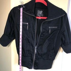Full Tilt M Short Sleeved Jacket NWOT